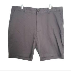 NWT Tasso Elba Gray Chino Shorts